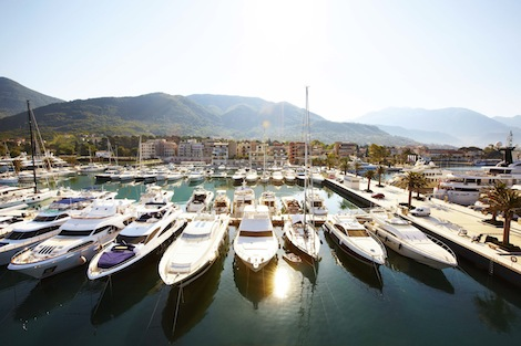 Image for article Porto Montenegro welcomed to 'The 1782 Club'