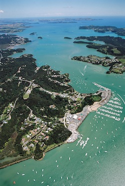 Image for article Plans for Opua Marina to invest in superyacht infrastructure