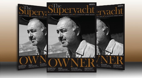 Image for article Issue 11 of The Superyacht Owner out this week