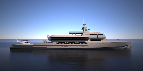 Image for article Hanseatic Marine rebrands as SilverYachts