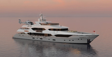 Image for article Christensen Shipyards sign 50m Custom 164 order