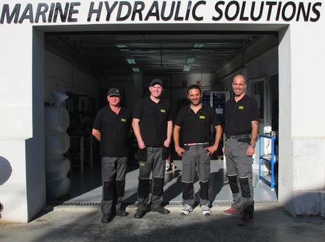 Image for article Marine Hydraulic Solutions expands in response to demand