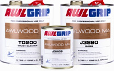 Image for article New Awlwood Exterior System from Awlgrip