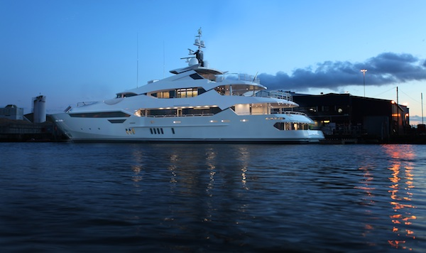 Image for article Sunseeker's 155 yacht proves it's a dominant force
