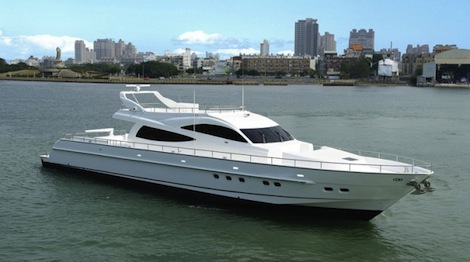 Image for article Superyacht Fleet Overview and Launches: February 2014
