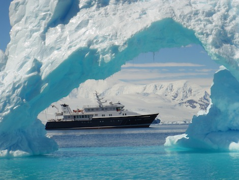 Image for article EYOS Expeditions adds air charter to its offerings with Chapman Freeborn partnership