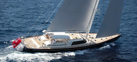 Image for article Entry-level yachts hot this week following two deals closed in the 30m range