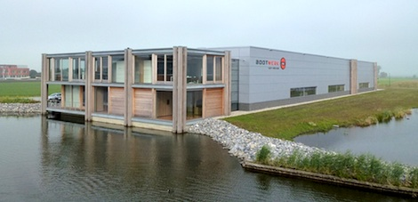 Image for article Bootwerk Yacht Interiors opens new facility