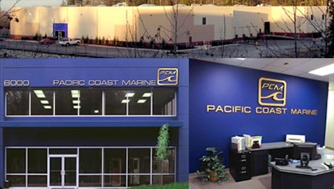 Image for article Pacific Coast Marine opts to consolidate manufacturing