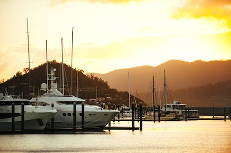 Image for article 12 million AUD investment for Abell Point Marina