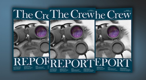 Image for article Issue 68 of The Crew Report speaks to the next generation