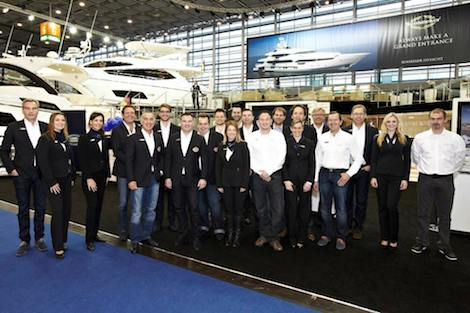 Image for article Sunseeker Germany goes international