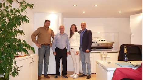 Image for article Selene Yachts expands sales offices to UK