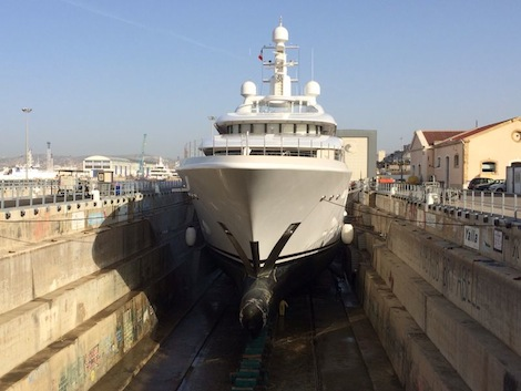 Image for article Palumbo Marseilles Superyachts ITM open for business