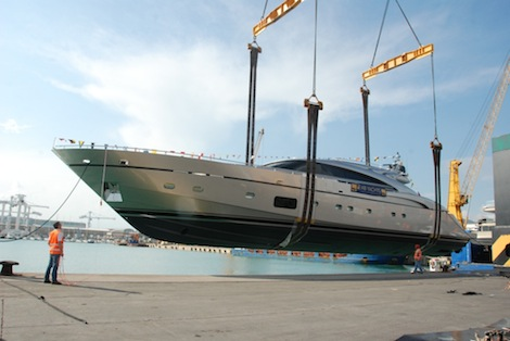 Image for article AB Yachts - FIPA Group launches new AB 116