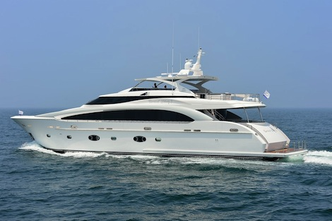 Image for article Horizon Yachts launch 'Carnival Liberty 3'