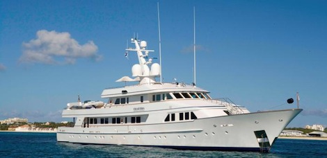 Image for article 'We are flat out on top end charters' shares Chris Cecil-Wright