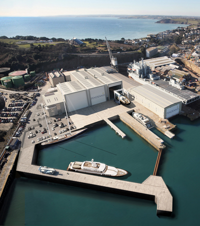 Image for article Pendennis polishes up