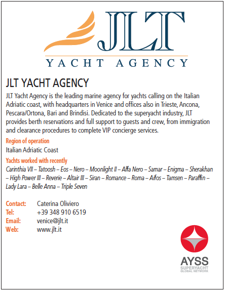 Image for article [Sponsored Content] The 2014 Captains' Guide to Superyacht Agents