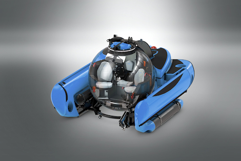 Image for article See more of the ocean with U-Boat Worx's new C-Explorer 3 design