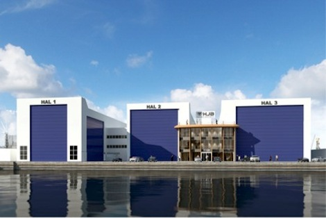 Image for article Holland Jachtbouw's expansion begins