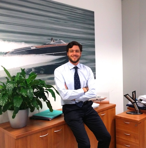 Image for article Ferretti Group appoints Stefano de Vivo as chief commercial officer