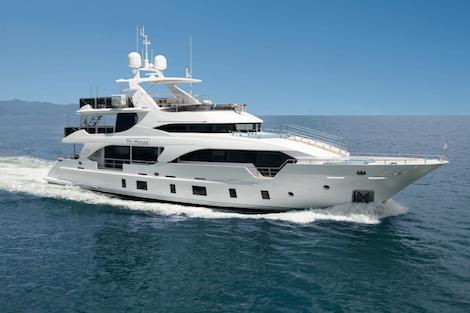 Image for article Benetti launches first of three Tradition Supremes