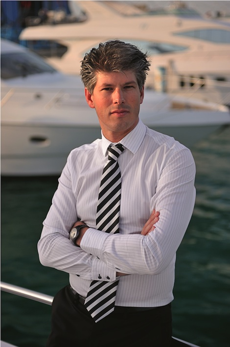 Image for article Erwin Bamps now CEO at Gulf Craft