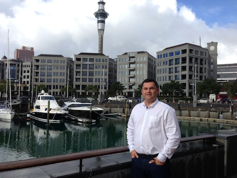 Image for article Asia Pacific Superyachts New Zealand's new MD