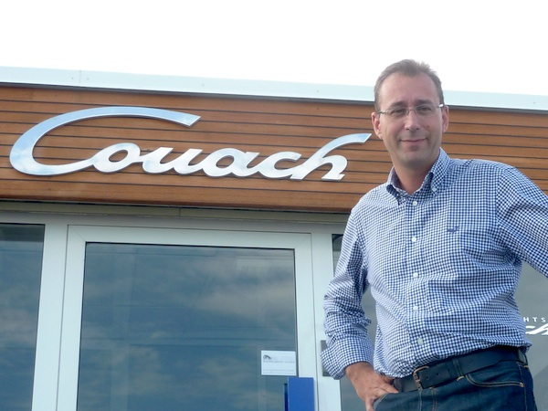 Image for article Couach CEO: We're on the comeback