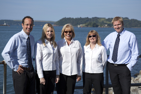 Image for article Pantaenius UK presents superyacht team
