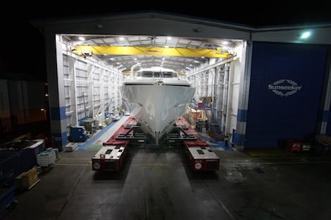 Image for article Sunseeker seeks new management