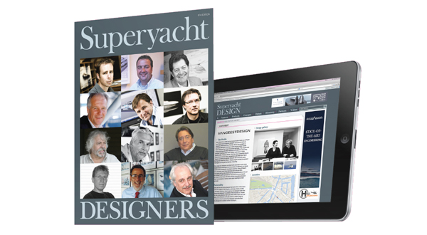 Image for article The launch of Superyacht DESIGNERS