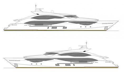 Image for article Sunseeker goes up in size again