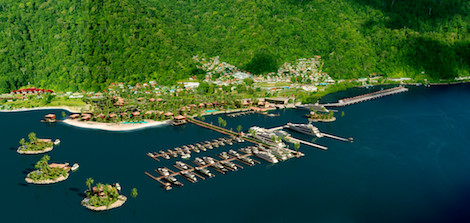 Image for article Construction begins on Golfito Marina Village & Resort