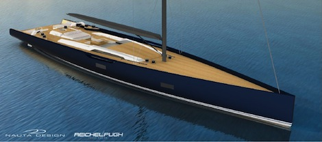 Image for article Baltic Yachts signs order for Baltic 130