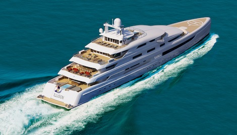 Image for article Marketing yachts in China