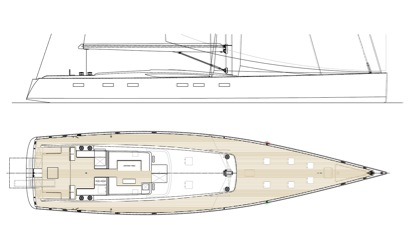 Image for article Yachting Developments sign order for 33.5m Frers sloop