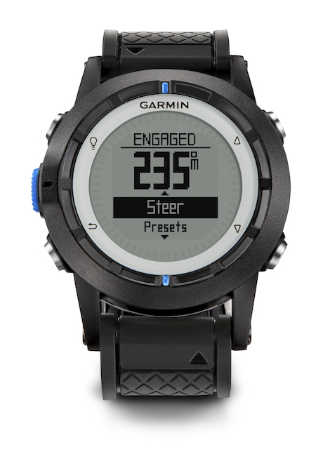 Image for article New Garmin watch could turn the tide at regattas