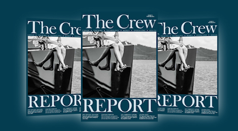 Image for article FLIBS issue of The Crew Report out now
