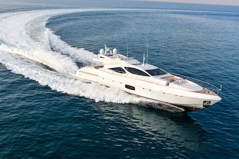 Image for article Second Mangusta 110 sold