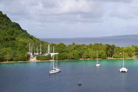Image for article Superyacht industry unites in Vanuatu