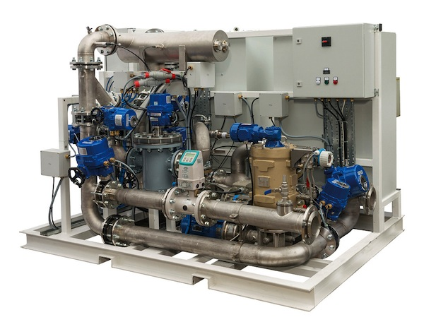 Image for article Smart refit: address ballast water treatment now