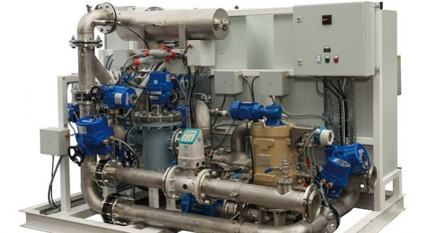 Image for Smart refit: address ballast water treatment now