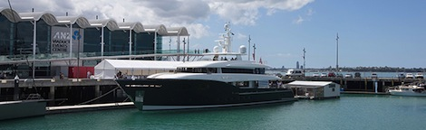 Image for article Alloy Yachts launches 'Hey Jude' in a dwindling market