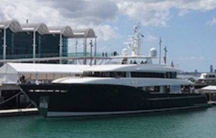 Image for Alloy Yachts launches 'Hey Jude' in a dwindling market