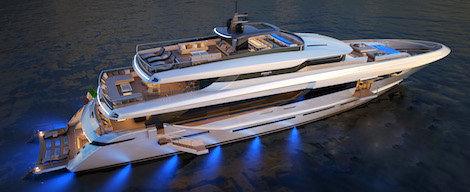 Image for article In-build Mangusta 42 sold