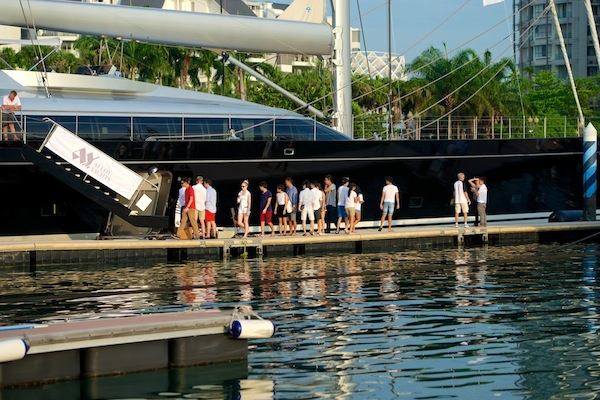 Image for article Singapore yacht associations will merge by Spring