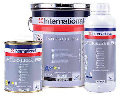 Image for article International multi-season, low voc antifouling launched at METS