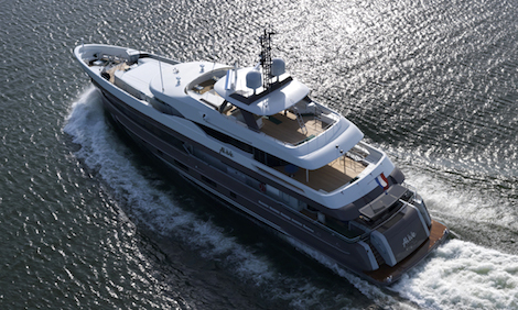 Image for article Superyacht Fleet Overview and Launches in November 2014